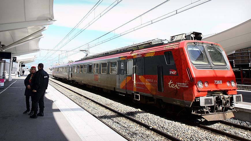 « Merci d'avoir choisi la SNCF »