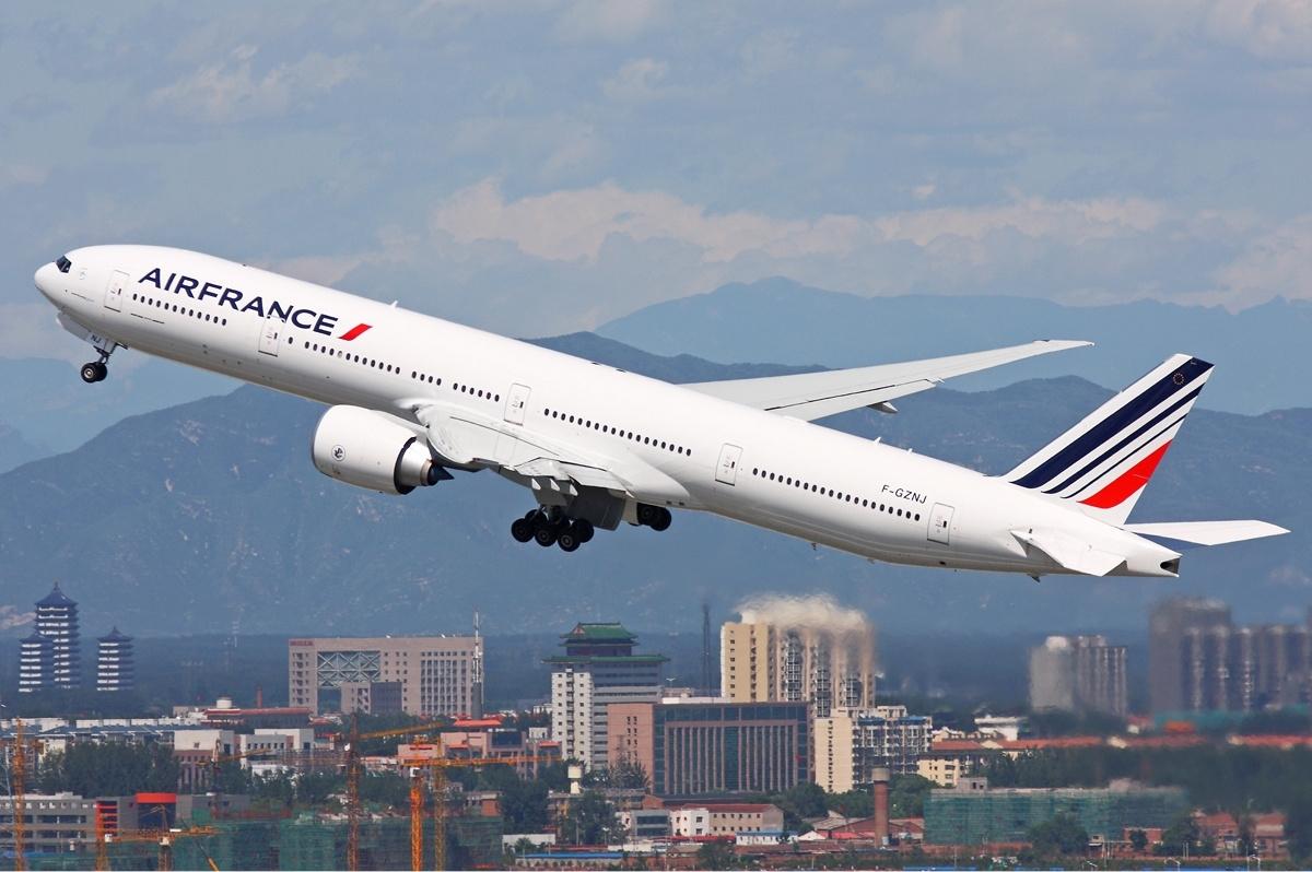 Ne m'appelez plus jamais Air France