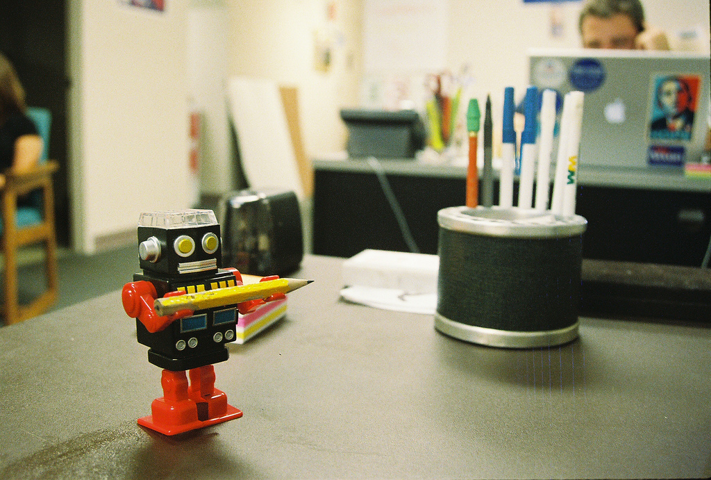 Un « Affective Computing » pour les robots ?