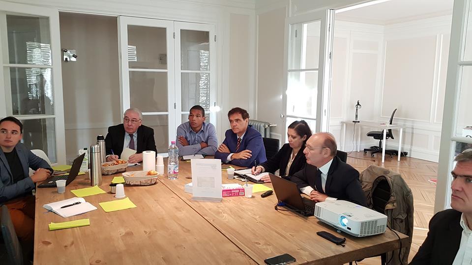 Petit déjeuner #2 : L'énergie : un projet pour relancer une Europe « en panne ».