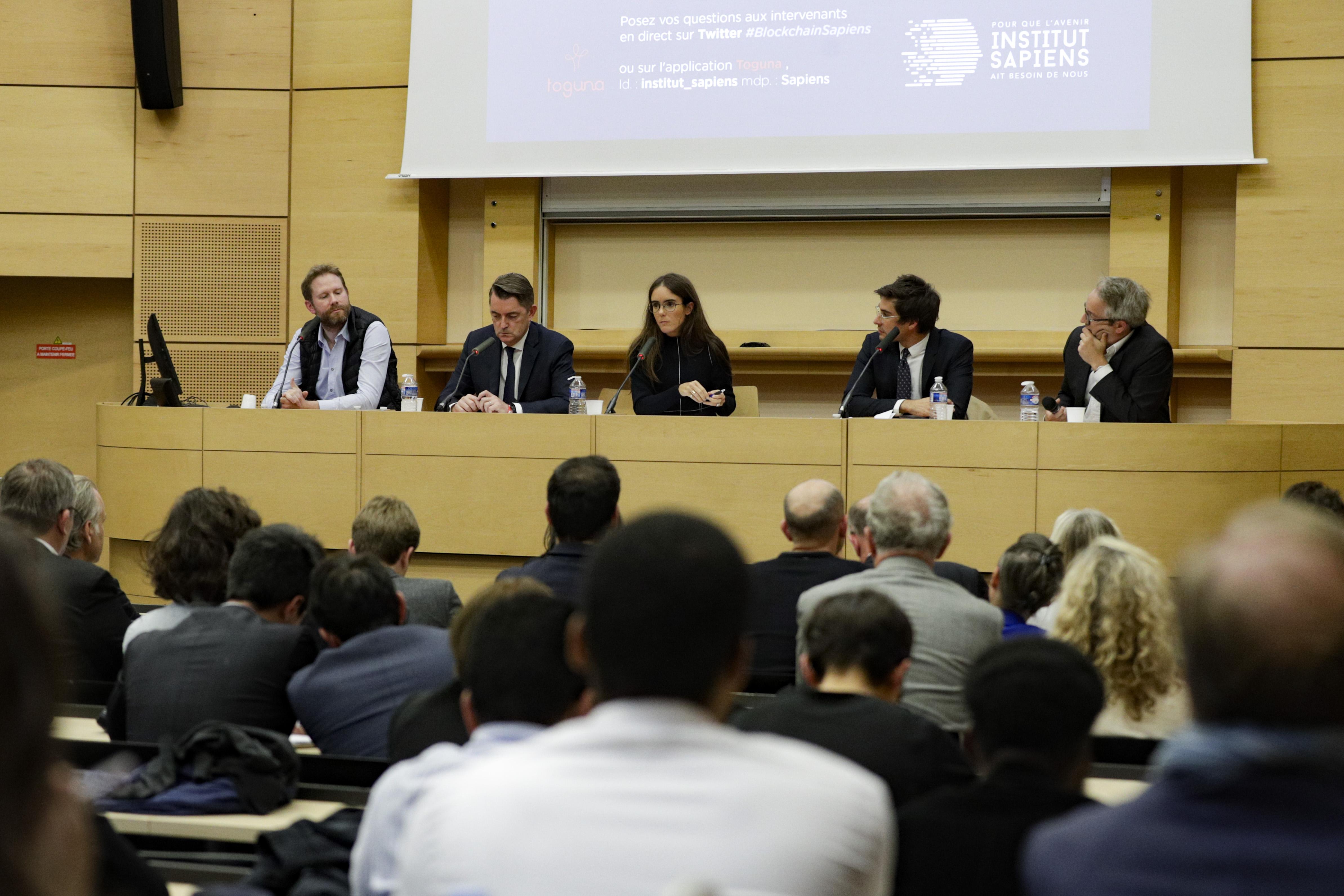 Conférence Sapiens #1 – Cryptomonnaie : des faux-monnayeurs ?