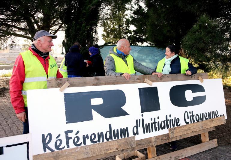 Le RIC ou l'apocalypse démocratique