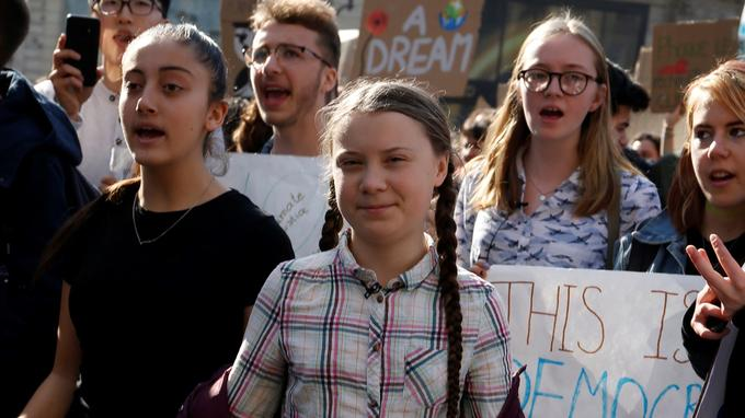 Greta Thunberg, icône d'un écologisme naïf