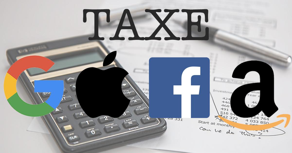 Taxe Gafa: les conséquences d'une inconséquence
