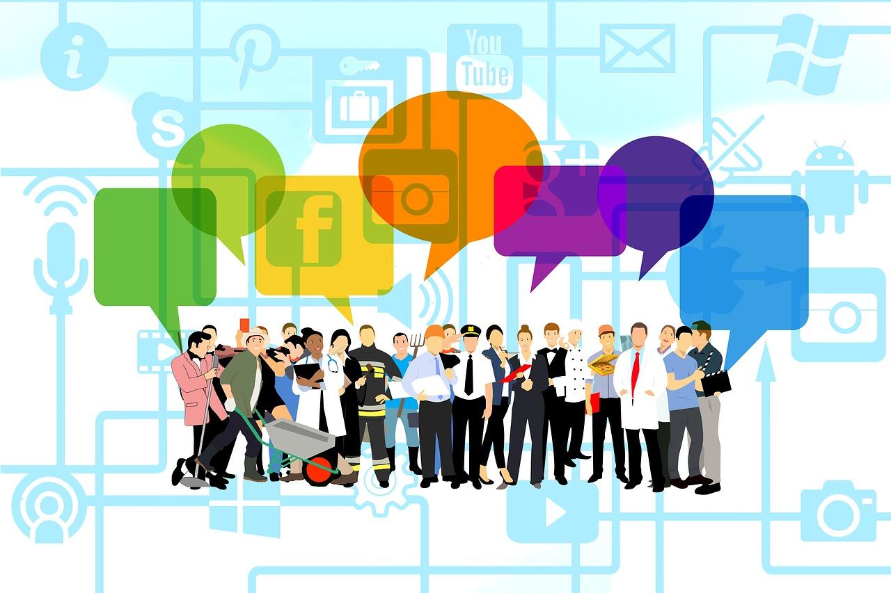 Favorisons l'émergence de nouvelles formes d'expression et de dialogue dans les entreprises !